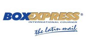 Casillero virtual BoxExpress – The Latin Mail – International Courier