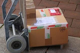 carrito paquete